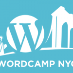 Last weekend at WordCamp NYC